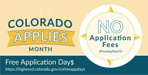 Colorado's Free College Application Days Are Here!